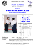 Stage GHAAN : 14 avril 2013 - AIKIDO - MASSY (F-91300)
